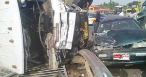 Road crashes result in destruction of lives and property ? ?
