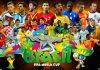 Brazil World Cup 2014