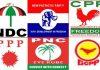 Ghana political parties