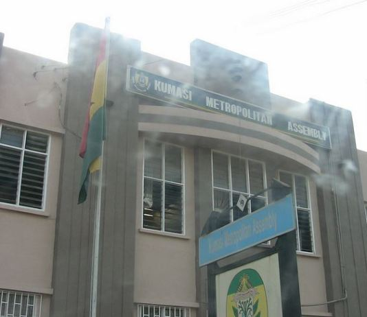 Kumasi Metropolitan