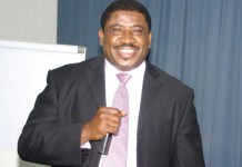 George Blankson, Commissioner- General, Ghana Revenue Authority