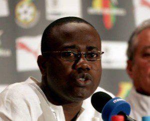 GFA boss, Kwesi Nyantakyi