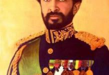 His Imperial Majesty, Emperor Haile Selassie (1892 - 1975)