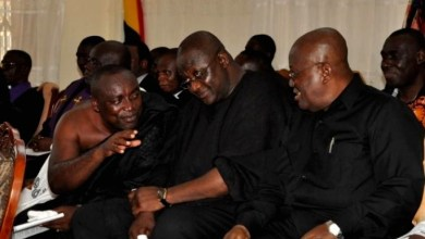 AKUFO ADDO and AFOKO