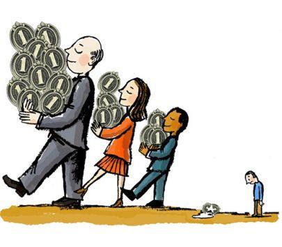 Economic and democratical Inequality