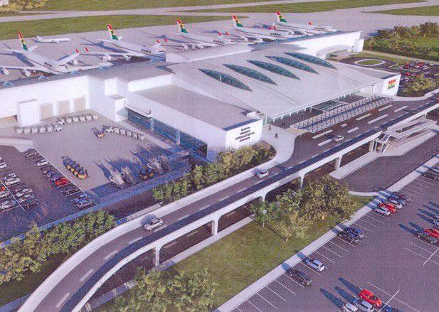 Proposed Terminal 3 at KIA