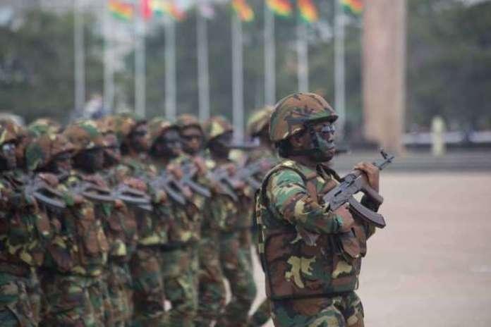 Ghana Armed Forces,