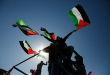 AFP/File / Abbas Momani Palestine Liberation Organisation second in command Saeb Erakat has demanded an apology from Eurovision song contest organisers after the Palestinian flag was among a list of banned banners at next month's event in Sweden
