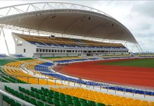 Cape Coast Sports Stadium