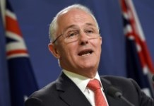 AFP/File / William West Australia's Prime Minister Malcolm Turnbull is seeking his own mandate with the public just eight months after deposing predecessor Tony Abbott in a party coup