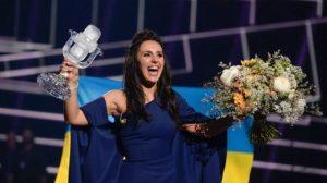Eurovision Song Contest Winner-Jamala