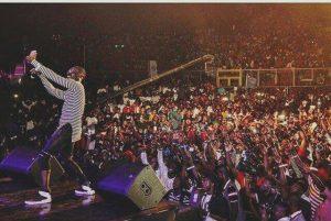 OKyeame Kwame Performance