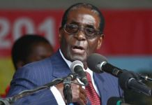 Mugabe new