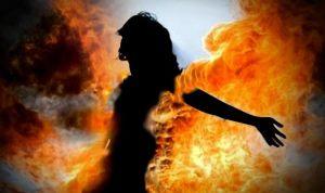Girl-Burnt