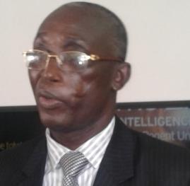 Professor Nicholas Nsowah-Nuamah