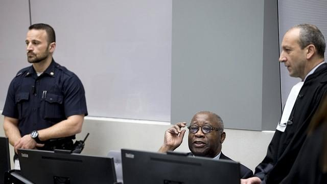 Ivorian leaders on trial in the Netherlands