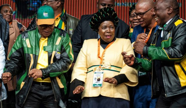ANC Policy Conference June-July 2017