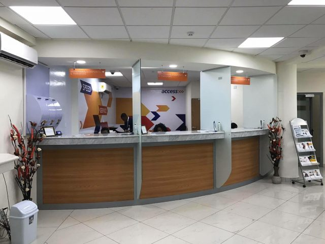 Access Bank Lashibi Branch