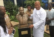 UPSA immortalizes Alabi
