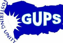 Ghana Union of Professional Students(GUPS)