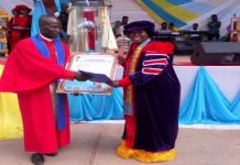 Mary Wuntimah Ali Frankmay Receives A Doctorate