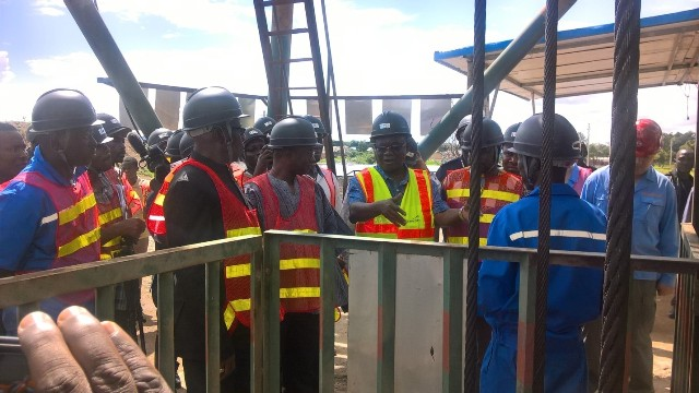 Science - Mining Gbane UER