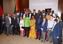 Ghana Business Expatriates awards