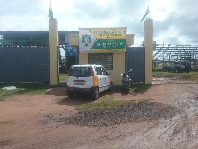 Nana Agyemang Badu I Stadium