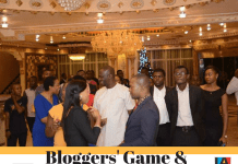 Bloggers' Game and Awards Party, Abuja