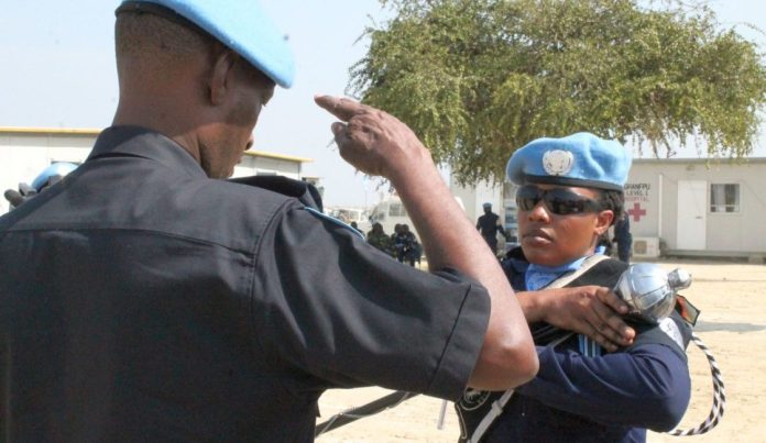 UNMISS Police chief hails female peacekeepers' contribution to protection of civilians
