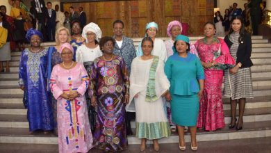 African Union First Ladies Commission at 29th Summit, July 3-4, 2017