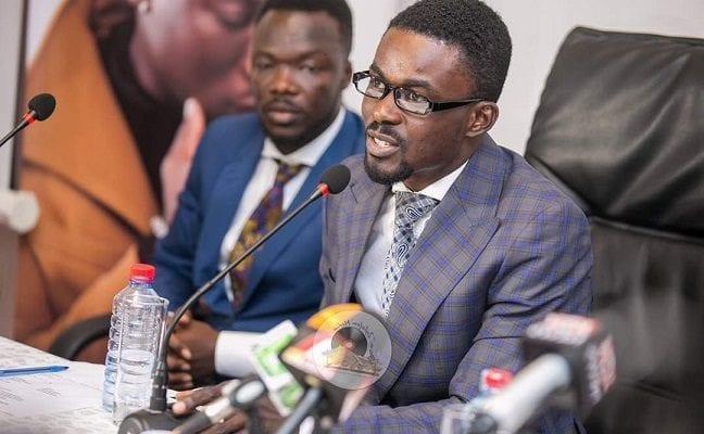 Menzgold's CEO, Nana Appiah Mensah