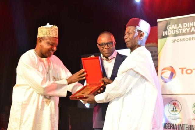 HE Atiku Bagudu, FIN Outstanding Visionary Leadership Award