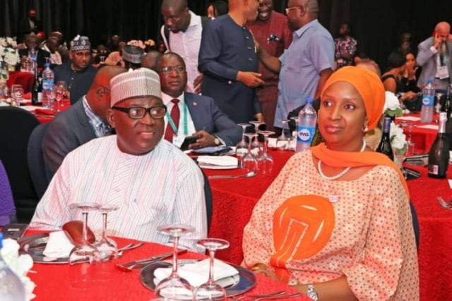MD NPA Hadiza Usman, FIN Award for Excellence.