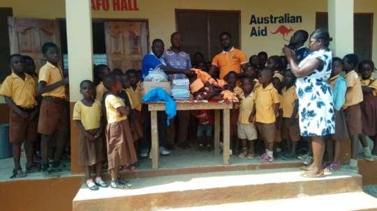 Ark Donation