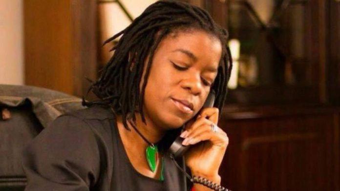 The late Zambian High Commissioner to Kenya Brenda Muntemba-Sichilembe. She died in Nairobi. PHOTO COURTESY