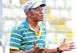Coach Sarpong