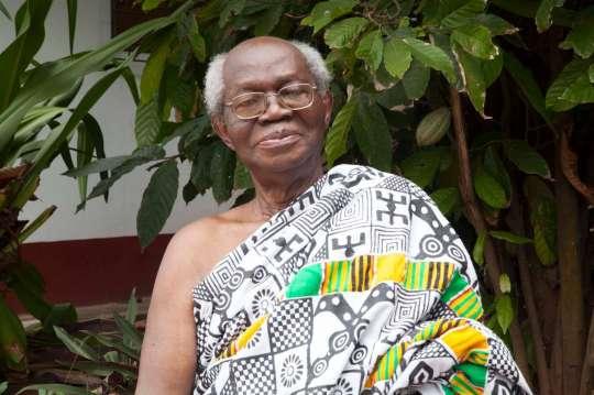 Joseph Hanson Kwabena Nketia