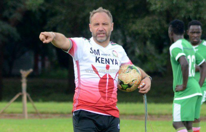 coach Sebastian Migne