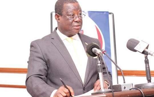 Mr Kwesi Amoako-Atta