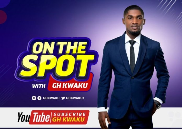 On The Spot With Ghkwaku