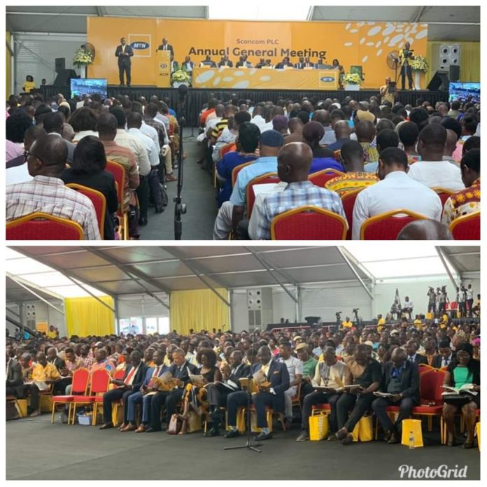 Mtn S Annual General Meeting