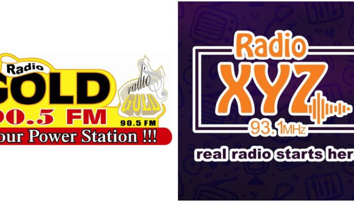 Radio Gold Xyz