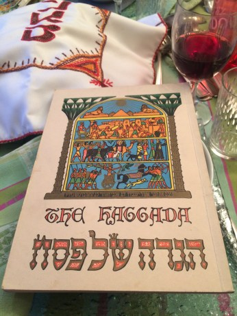 My English French Haggadah