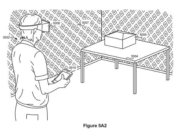 Apple has long been rumored to be developing its own pair of AR glasses. The tech giant has filed a patent (pictured above) this year that gives a glimpse into what it may be developing behind closed doors