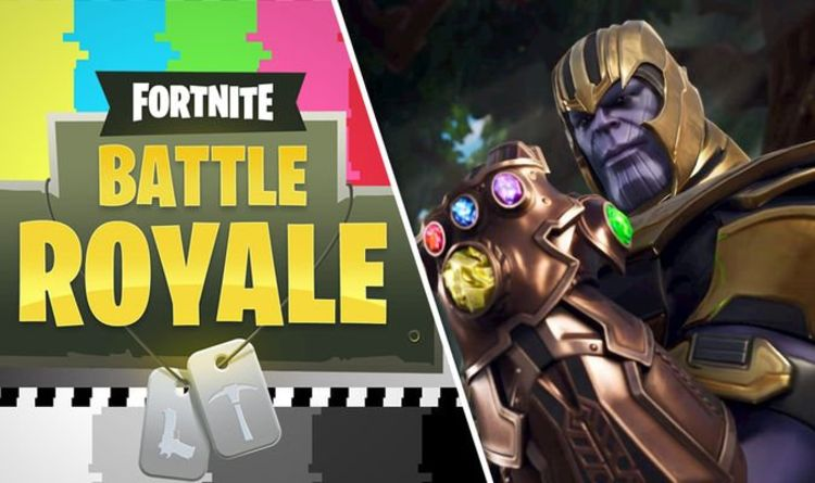 Fortnite Update 850 Early Patch Notes Avengers Endgame
