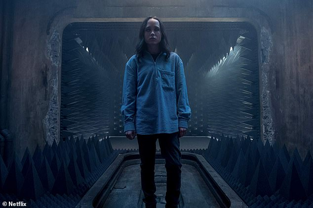 To the rescue:Netflix announced on Tuesday they'll be renewing The Umbrella Academy for a second season starring Ellen Page, 32