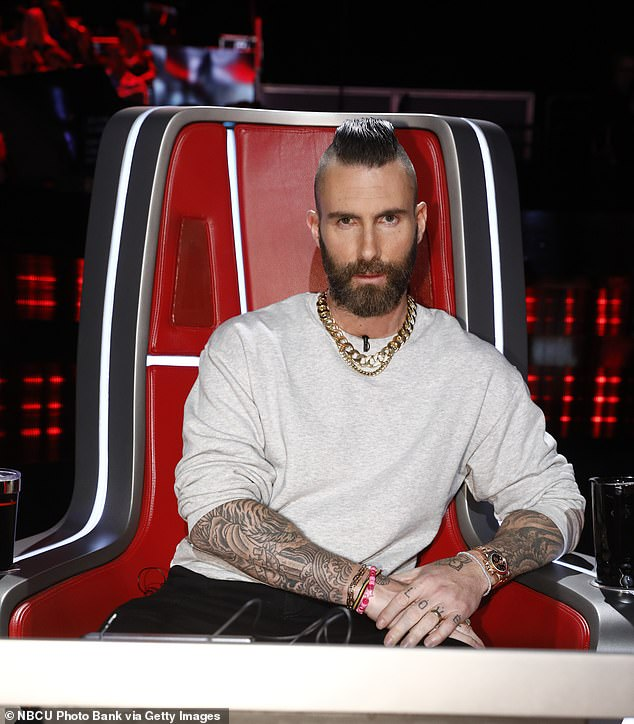 Adam Levine leaves The Voice