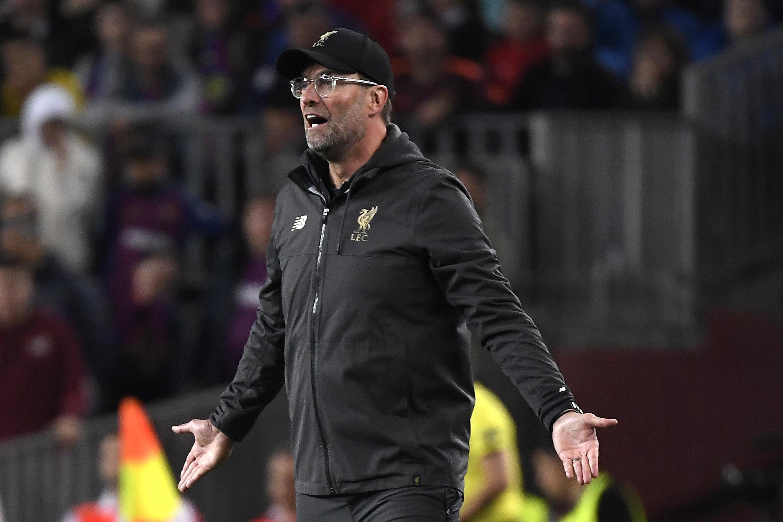 Barcelona vs Liverpool: Jurgen Klopp admits reaching