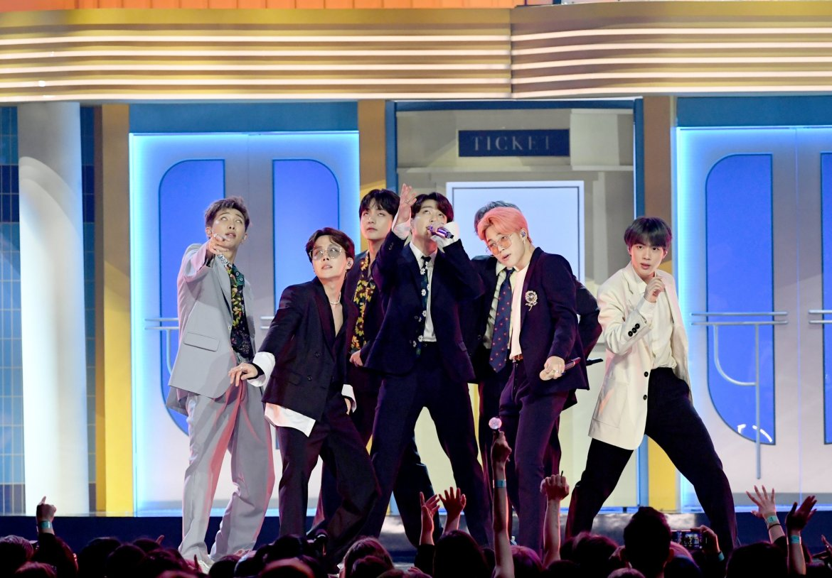 Dior Named As Designer Of The Bts World Tour Wardrobe Newsgroove Uk